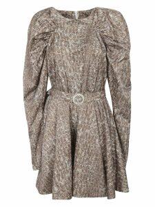 Rotate by Birger Christensen Belted Dress