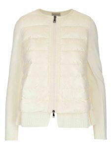 Moncler Tricot Wool Cardigan