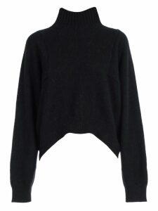 SEMICOUTURE Sweater L/s Turtle Neck
