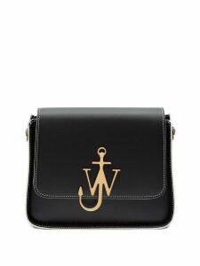 JW Anderson anchor logo box bag - Black