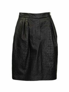 Max Mara Black Skirt