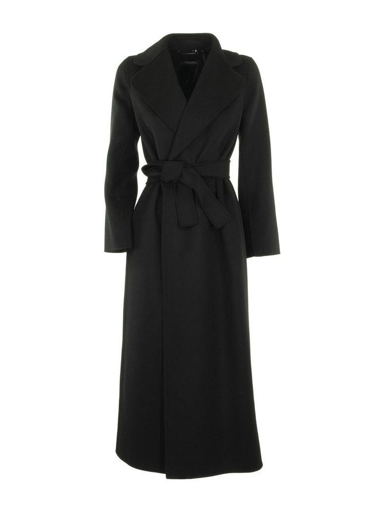 Max Mara Black Coat