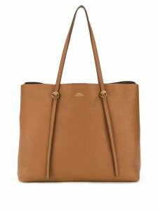 Polo Ralph Lauren large Lennox tote bag - Brown
