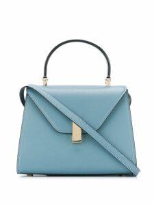 Valextra Iside Gioiello mini bag - Blue