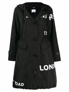 Burberry Polperro Coat