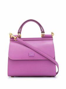 Dolce & Gabbana Sicily 58 tote - Purple