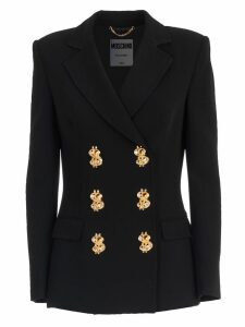 Moschino Blazer Double Breasted