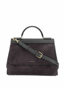 Dolce & Gabbana soft Sicily tote bag - Grey