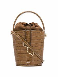 Cafuné basket bucket - Brown
