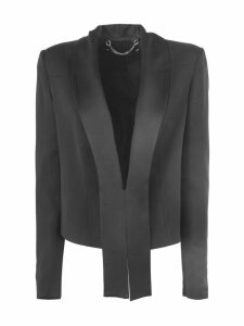 Federica Tosi Black Structured Blazer