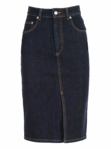 Department 5 Skirt High Waist Denim