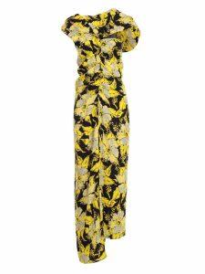 Colville Dress W/s Cady W/drape