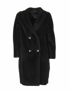 Max Mara Coat In Alpaca Blend