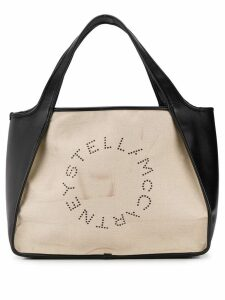 Stella McCartney Stella logo tote bag - Black
