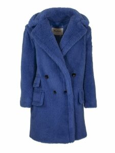 Max Mara Blue Coat