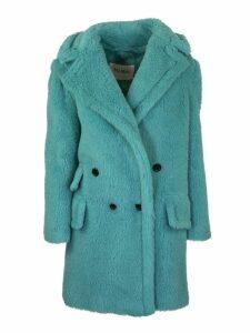 Max Mara Turquoise Coat