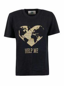 Alberta Ferretti Help Me Knit T-shirt