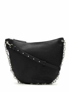 Uma Raquel Davidowicz Sulphur leather shoulder bag - Black