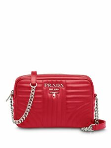 Prada Diagramme handbag - Red