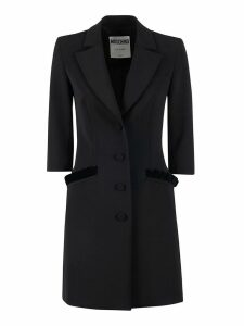 Moschino Buttoned Coat