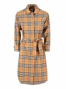 Burberry Tie Waist Coat