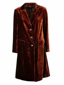 Etro Three Button Oversized Coat