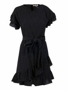 MICHAEL Michael Kors Tie Waist Dress
