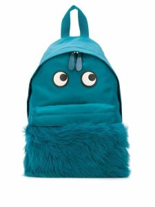 Anya Hindmarch eyes backpack - Blue