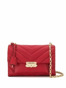 Michael Michael Kors Whitney quilted crossbody bag - Red