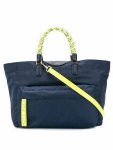 Anya Hindmarch bungee cord tote - Blue