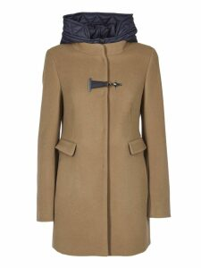Fay Woman Hooded Coat