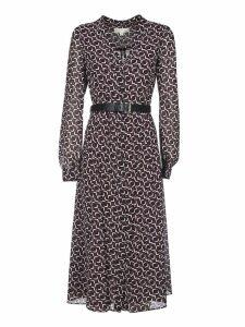 Michael Kors Woman Geometric Dress