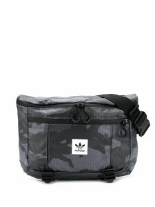 Adidas camouflage shell belt bag - Black