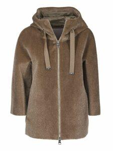Herno Woman Eco Fur Jacket