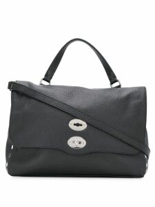 Zanellato twist-lock tote bag - Black