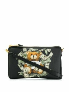 Moschino Teddy Bear shoulder bag - Black