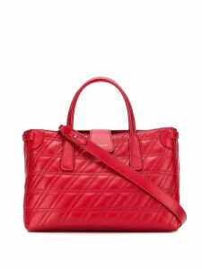 Zanellato quilted tote bag - Red