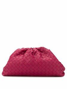 Bottega Veneta Intrecciato clutch - Pink