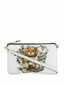 Moschino Teddy Bear shoulder bag - White