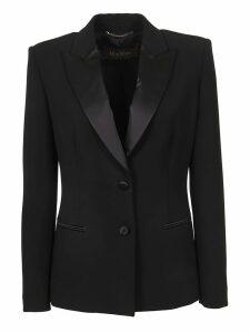 Black Technical Fabric Jacket