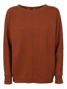 Brick Red Cachemire Sweater