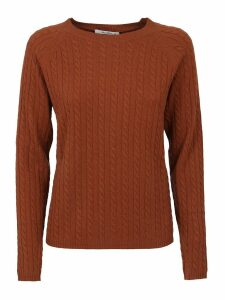 Burnt Red Cachemire Sweater