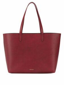 Mansur Gavriel large shopper tote - Red