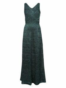 Green Lurex Dress