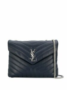 Saint Laurent Loulou shoulder bag - Blue