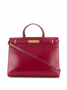 Saint Laurent Vancouver tote bag - Red
