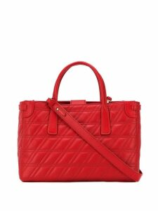 Zanellato Duo Metropolitan tote bag - Red