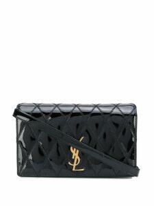 Saint Laurent Becky shoulder bag - Black