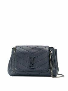 Saint Laurent Nolita shoulder bag - Blue