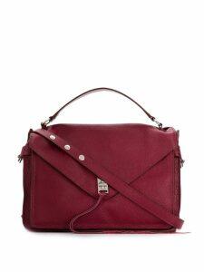 Rebecca Minkoff Darren Messenger Pebble bag - Red